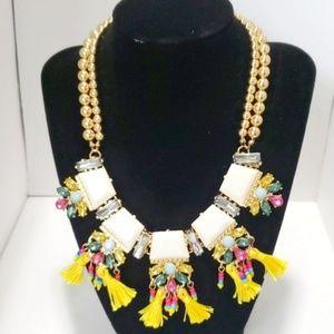 INC Rio De Janeiro Statement Necklace Fashion Gold